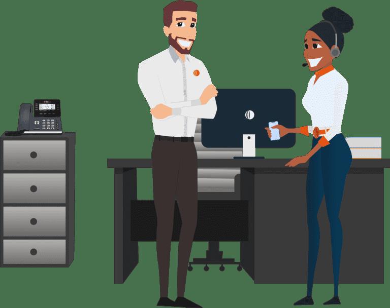 VoxSun provides unlimited phone plans