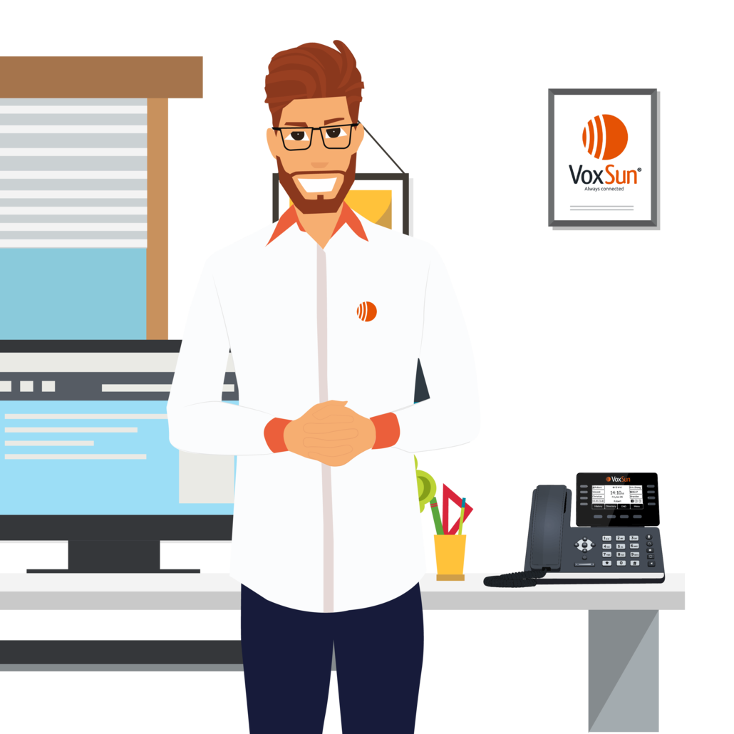 VoxSun Office Business phone service