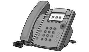 IP phones supported by VoxSun