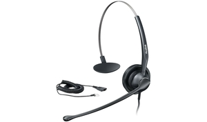 VoxSun Yealink YHS33 headset with quick disconnect cable